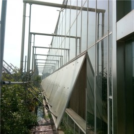 北京玻璃温室建设